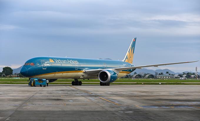 7 đường bay thương mại quốc tế được mở lại