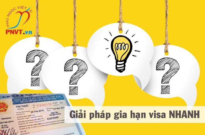 Cách gia hạn visa cho người nước ngoài tại Việt Nam