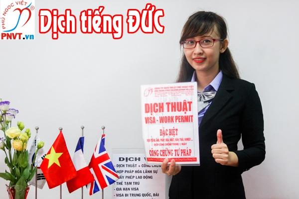 Dịch tiếng Đức sang tiếng Việt