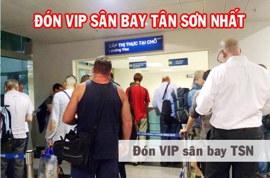 dịch vụ đón khách vip tại sân bay