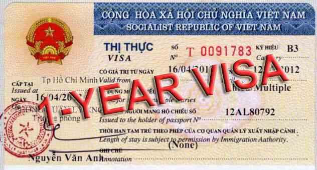 gia hạn visa 1 năm