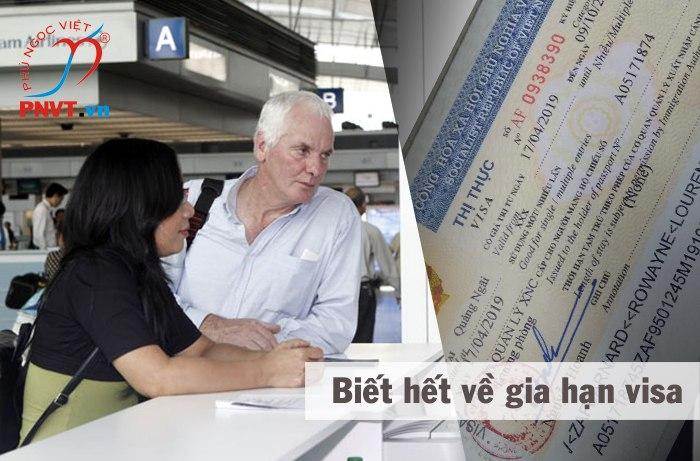 Gia hạn visa cho người nước ngoài tại Việt Nam, điều bạn nên biết