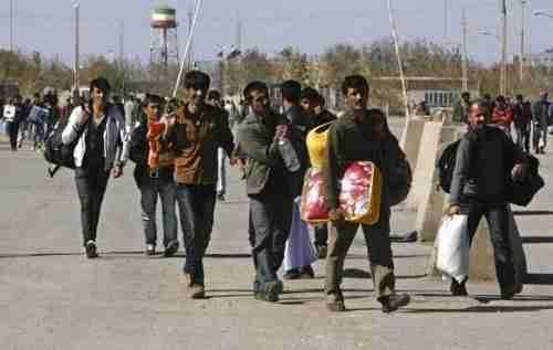 Iran gia hạn thị thực cho 450.000 người tị nạn Afghanistan