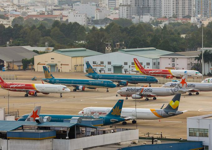 Khôi phục 6 đường bay thương mại quốc tế từ ngày 15/9/2020