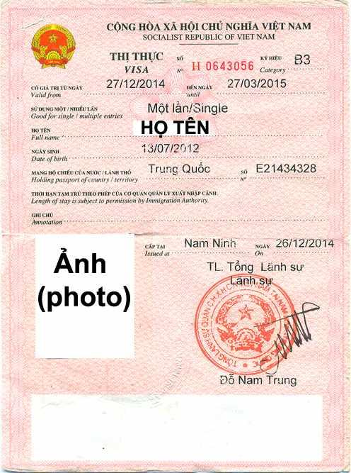 truong hop cap thi thuc roi, trường hợp cấp thị thực rời, truong hop cap visa roi, trường hợp cấp visa rời, visa roi, thị thực rời