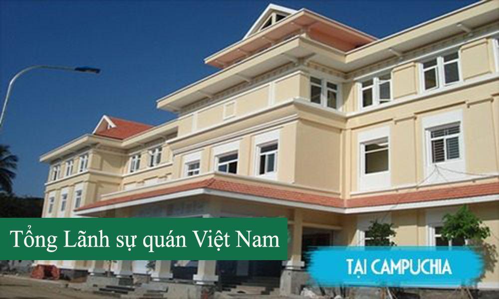 tổng lãnh sự quán Việt Nam tại campuchia
