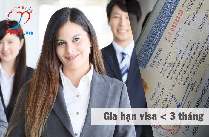 Xin visa gì cho người nước ngoài làm việc Việt Nam dưới 3 tháng